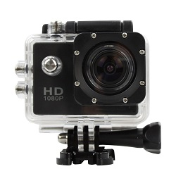 10MP Full HD 1080P Sports Action Camera